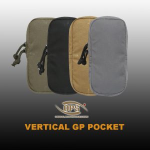 VERTICAL GP POCKET