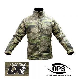 Shielder Pro insulated tactical jacket